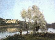 Jean Baptiste Camille  Corot Ville d'Avray oil painting picture wholesale