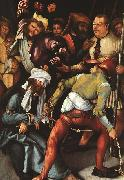 Matthias  Grunewald The Mocking of Christ oil painting picture wholesale