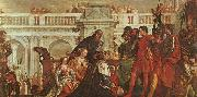 Paolo  Veronese The Family of Darius before Alexander oil painting picture wholesale