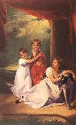 Sir Thomas Lawrence The Fluyder Children oil painting artist