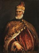 Titian The Doge Andrea Gritti oil painting picture wholesale