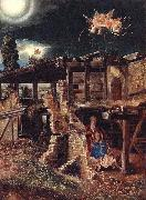 ALTDORFER, Albrecht Nativity hh oil painting picture wholesale