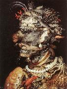 ARCIMBOLDO, Giuseppe The Water oil painting artist
