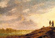 Aelbert Cuyp River Sunset oil painting picture wholesale