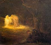 Aert de Gelder Christ on the Mount of Olives oil painting artist