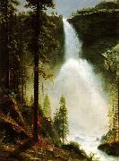 Albert Bierstadt Nevada Falls oil painting picture wholesale
