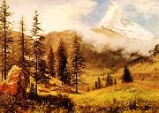 Albert Bierstadt The Matterhorn oil painting picture wholesale