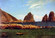 Albert Bierstadt Capri oil painting picture wholesale