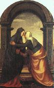 Albertinelli, Mariotto The Visitation oil painting picture wholesale