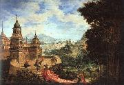 Albrecht Altdorfer Allegory oil painting picture wholesale
