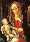 Albrecht Durer Virgin Child before an Archway Sweden oil painting reproduction