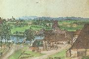 Albrecht Durer The Wire-drawing Mill oil painting picture wholesale