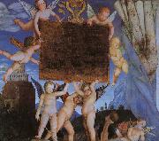 Andrea Mantegna Camera degli Sposi oil painting picture wholesale