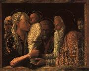 Andrea Mantegna Presentation at the Temple oil painting picture wholesale