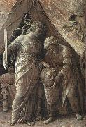 Andrea Mantegna Judith and Holofernes oil painting artist