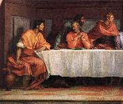 Andrea del Sarto The Last Supper (detail)  ii oil painting picture wholesale