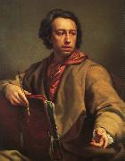 Anton Raphael Mengs Self Portrait  12 oil painting artist