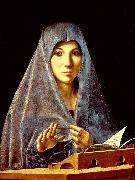 Antonello da Messina Virgin Annunciate hhh oil painting picture wholesale