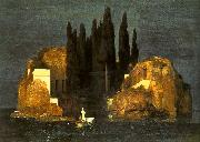 Arnold Bocklin The Isle of the Dead oil
