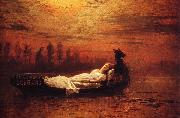 Atkinson Grimshaw Elaine 2 oil painting picture wholesale