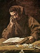 BASSETTI, Marcantonio St Antony Reading 21 oil
