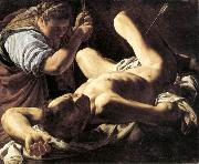 BASSETTI, Marcantonio St Sebastian Tended by St Irene hjhk oil painting picture wholesale