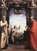 BECCAFUMI, Domenico Stigmatization of St Catherine of Siena oil painting picture wholesale