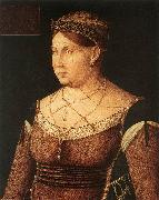 BELLINI, Gentile Portrait of Catharina Cornaro, Queen of Cyprus 867 oil painting artist