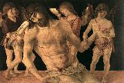 BELLINI, Giovanni Dead Christ Supported by Angels (Pieta)   3659 oil painting picture wholesale