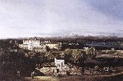BELLOTTO, Bernardo View of the Villa Cagnola at Gazzada near Varese oil painting picture wholesale