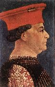 BEMBO, Bonifazio Portrait of Francesco Sforza oil painting artist