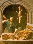 BERCKHEYDE, Job Adriaensz The Baker ghgj oil