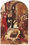 BERRUGUETE, Pedro St Dominic and the Albigenses oil painting picture wholesale