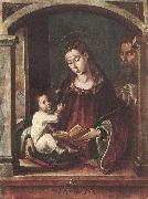 BERRUGUETE, Pedro Holy Family fghgjhg oil painting picture wholesale