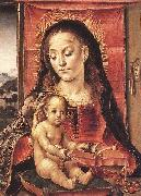 BERRUGUETE, Pedro Virgin and Child  inxt oil painting picture wholesale