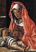BONSIGNORI, Francesco Virgin with Child fh oil painting picture wholesale