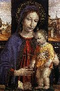 BORGOGNONE, Ambrogio Virgin and Child fdg oil painting picture wholesale