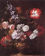 BOSSCHAERT, Jan-Baptist Flower Piece fd oil