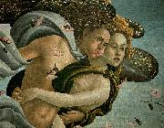 BOTTICELLI, Sandro The Birth of Venus (detail) dsfds oil painting picture wholesale