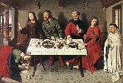 BOUTS, Dieric the Elder Christ in the House of Simon f oil painting picture wholesale