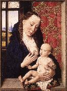 BOUTS, Dieric the Elder Mary and Child fgd oil painting picture wholesale