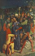 BOUTS, Dieric the Elder The Capture of Christ  gh oil painting picture wholesale