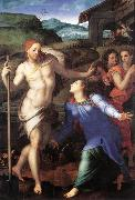 BRONZINO, Agnolo Noli me tangere fdg oil painting reproduction