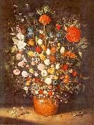 BRUEGHEL, Jan the Elder Bouquet fu oil painting picture wholesale