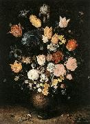 BRUEGHEL, Jan the Elder Bouquet of Flowers gh oil painting picture wholesale