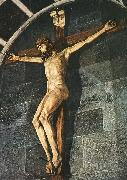 BRUNELLESCHI, Filippo Crucifix  no oil