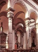 BRUNELLESCHI, Filippo Interior of the church g oil painting picture wholesale