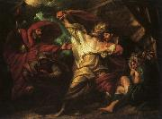 Benjamin West King Lear oil painting picture wholesale