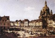 Bernardo Bellotto New Market oil painting reproduction