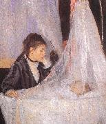 Berthe Morisot The Cradle oil painting artist